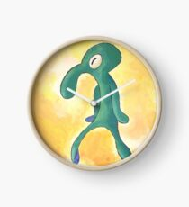 Bold and Brash, Painting by Squidward Clock
