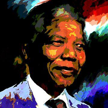 NELSON MANDELA by truthtopower