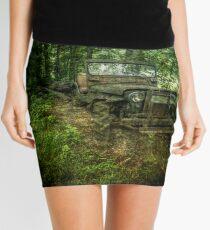 Retired Mini Skirt