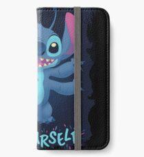 Stitch iPhone Wallet/Case/Skin