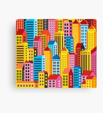 Urban landscape  Canvas Print