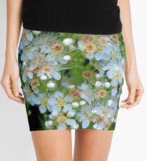 Three's A Company.... Mini Skirt