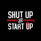 Halt den Mund und starte von archana aravind