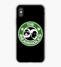 The Beanholes Logo iPhone Case