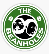 The Beanholes Logo Sticker