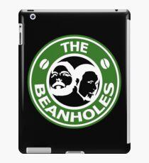 The Beanholes Logo iPad Case/Skin