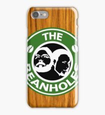 The Beanholes Woodgrain iPhone Case/Skin