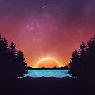 Sunset by Ngea