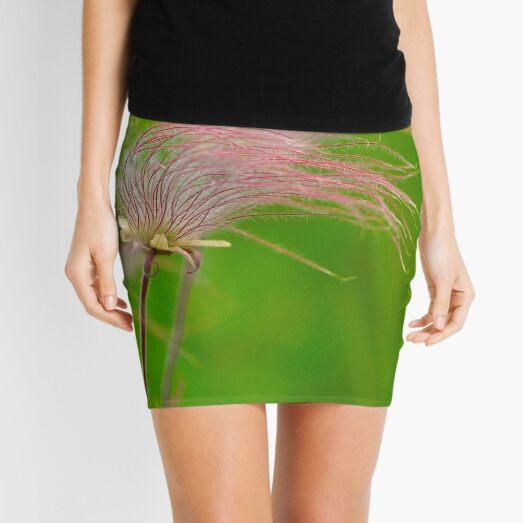 Prairie Smoke Mini Skirt