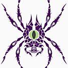 Shade Stare Inrax by drakenwrath