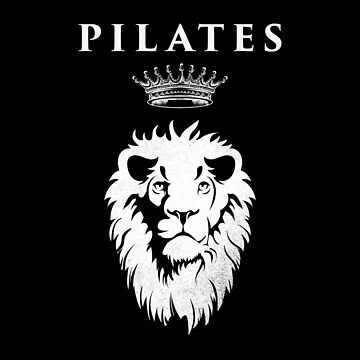 Mens Pilates King T Shirt  by ClaudiaFlores