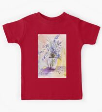 The Bluebell is the sweetest flower Kids Tee