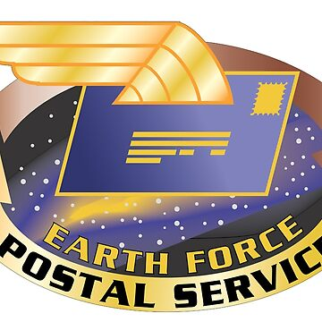 Earth Alliance Postal Service by zocalo