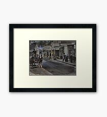 A New Victoria Framed Print