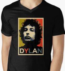 Camiseta para hombre de cuello en v Dylan