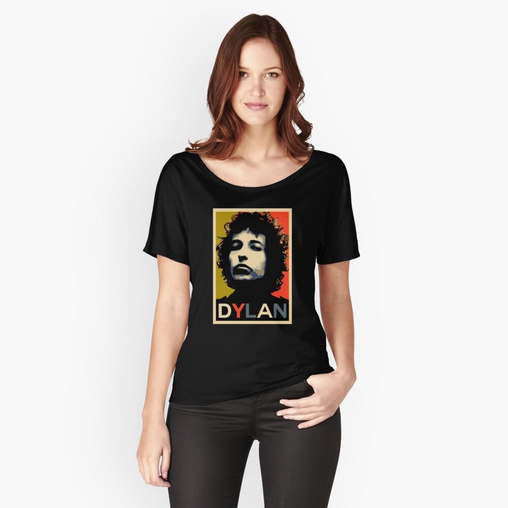 Dylan Camiseta ancha