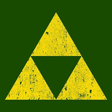 Triforce by huckblade