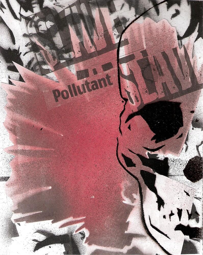 slave / skull by jonnyriot