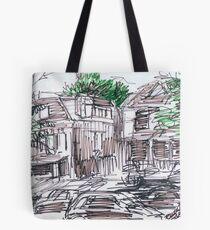 STREET SCENERY Tote Bag