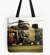 Seaking Crew at rest Tote Bag