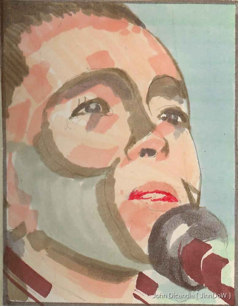 Peter Gabriel # 1 ( 1982 ) by John Dicandia ( JinnDoW )