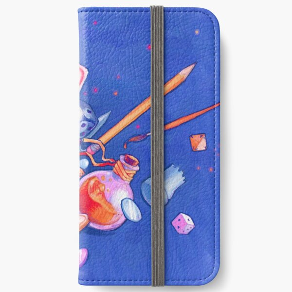 tabletop explosion iPhone Wallet