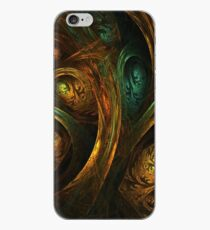A Walk Through the Dark Forest iPhone Case