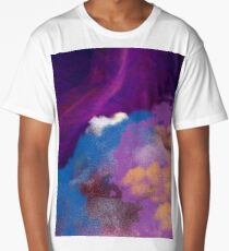 Painting In The Clouds Long T-Shirt