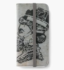 God Save The Queen  iPhone Wallet/Case/Skin
