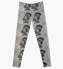 God Save The Queen  Leggings