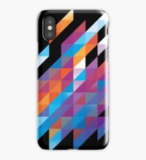 Origami abstract iPhone Case
