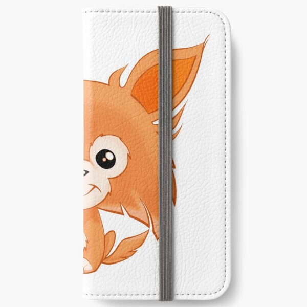 Little Chi is ready to play. iPhone Wallet