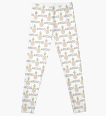#80DO Pineapples Leggings