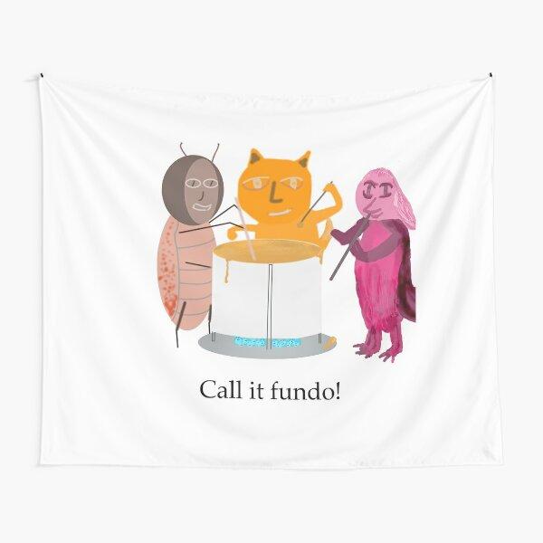 Call it fundoo!  Tapestry