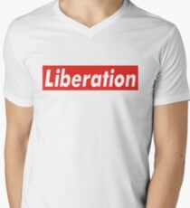 Like a Supreme Men's V-Neck T-Shirt