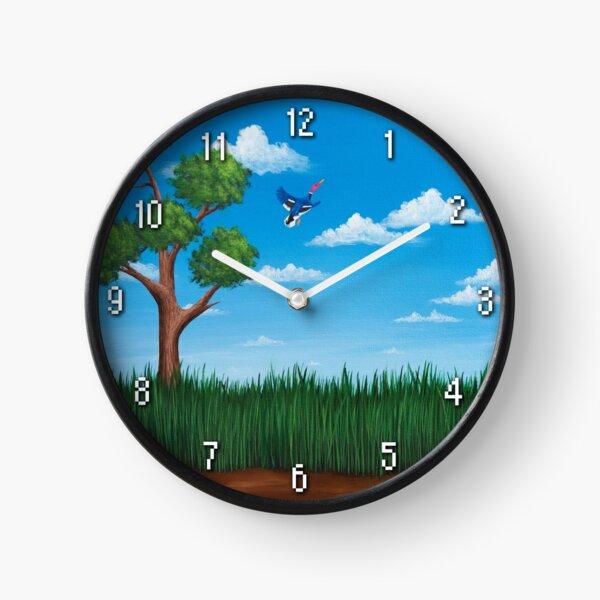 Duck Season Clock