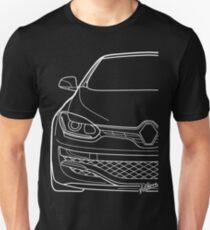 "Megane RS ""Silhouette"" Unisex T-Shirt"