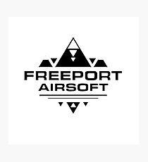 Freeport Airsoft Photographic Print