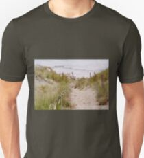 Sandy Path to the Beach Unisex T-Shirt