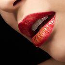 Ruby Lips by californiagirl