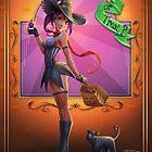 Halloween - Trick or Treat? by Felipe Kimio