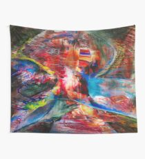 Crazy Blur Wall Tapestry