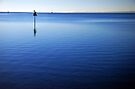 Peaceful Blues by Extraordinary Light