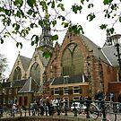 Amsterdam' s oldest church by jchanders