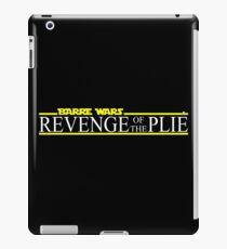 Episode III - Revenge of the Plié iPad Case/Skin