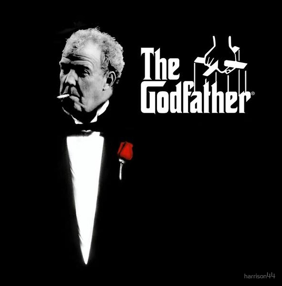 Top Gear - The Godfather Decal by harrison44