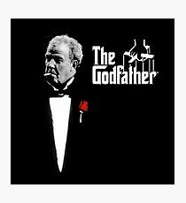 Top Gear - The Godfather Decal Photographic Print