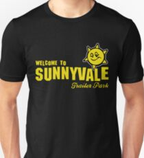 Welcome to Sunnyvale Trailer Park T-Shirt