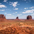 Monument Valley, Utah by Michelle McConnell