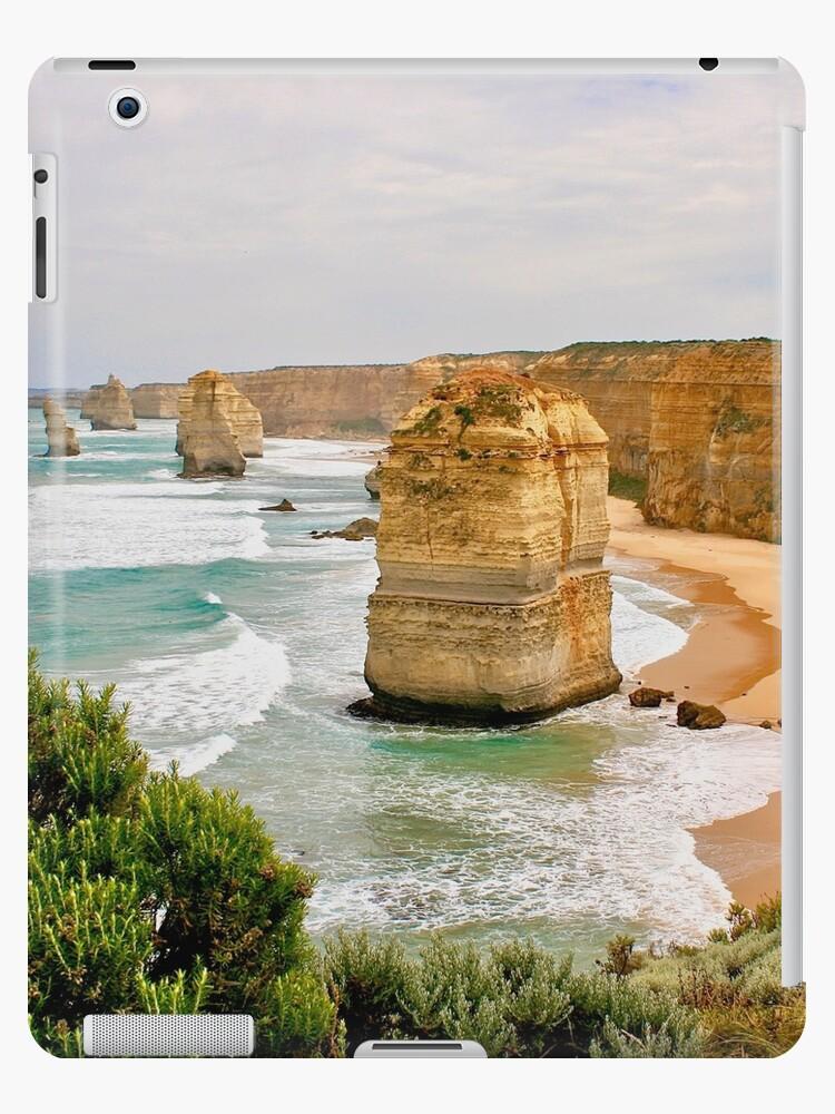 The Twelve Apostles, Great Ocean Road, Australia by Cindy Ritchie
